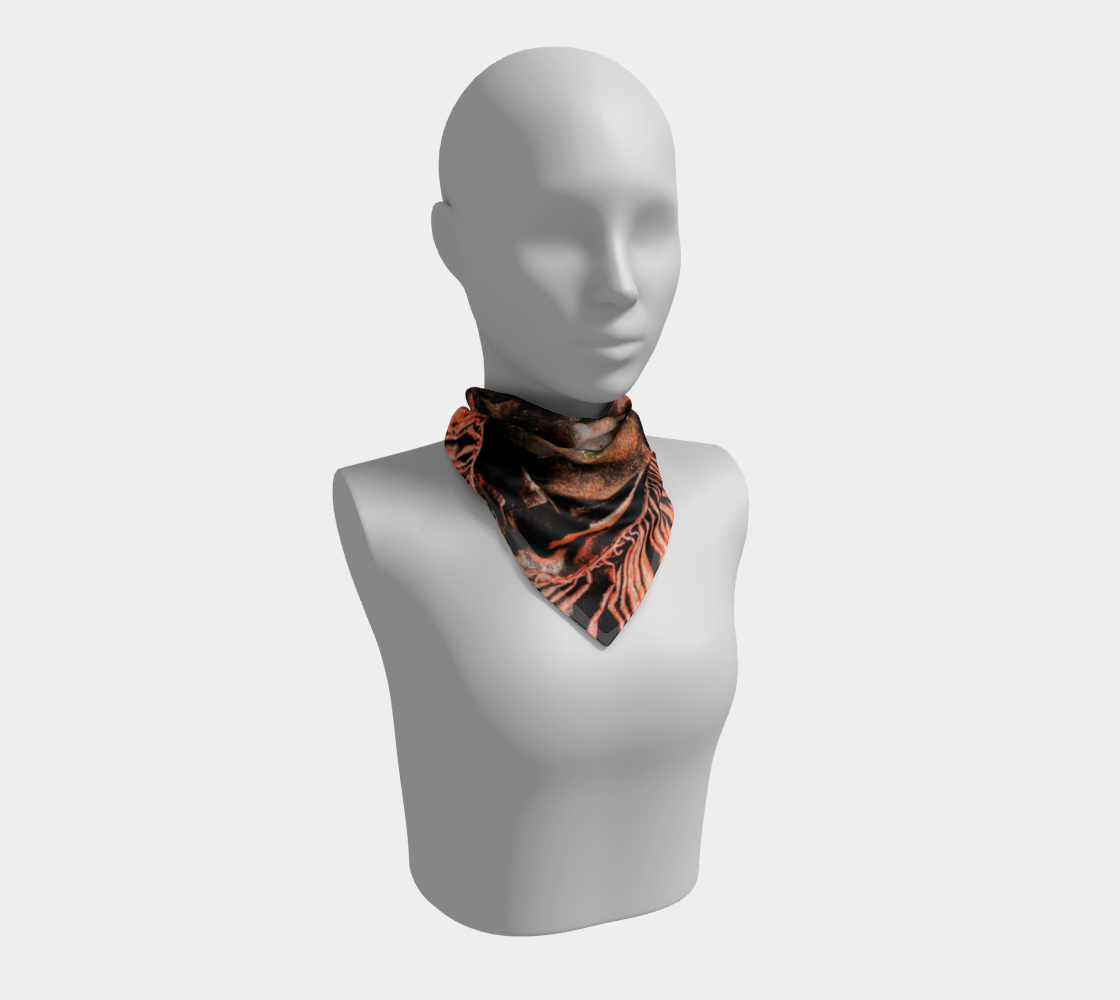 Street Performance 2 Square Scarf preview #1