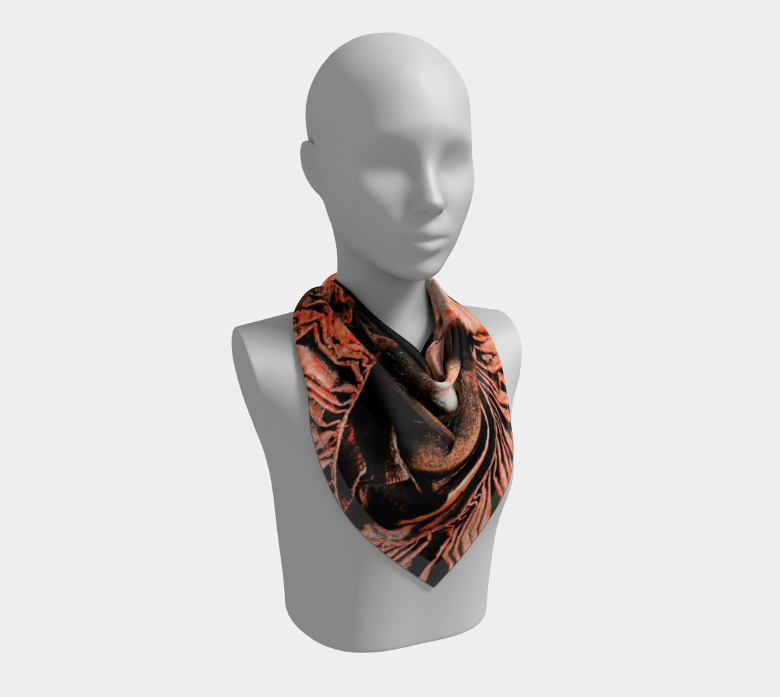Street Performance 2 Square Scarf preview #2