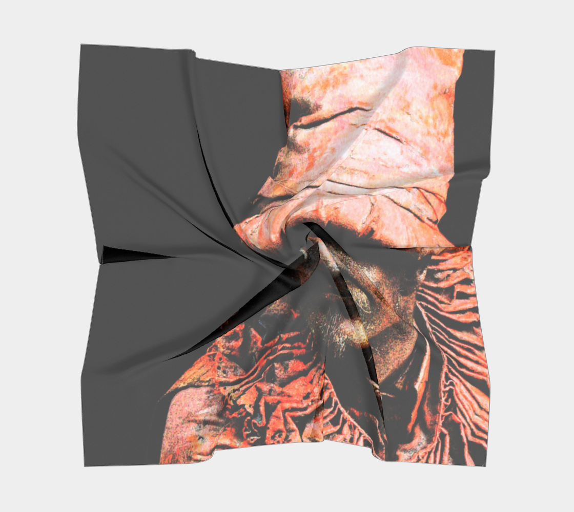 Street Performance 2 Square Scarf preview #5