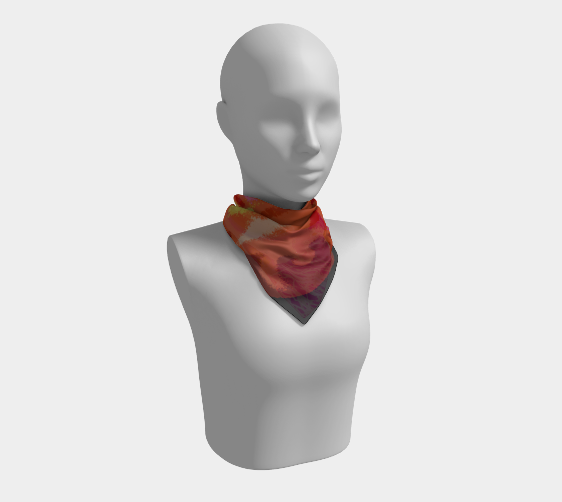 Lucky Square Scarf preview #1