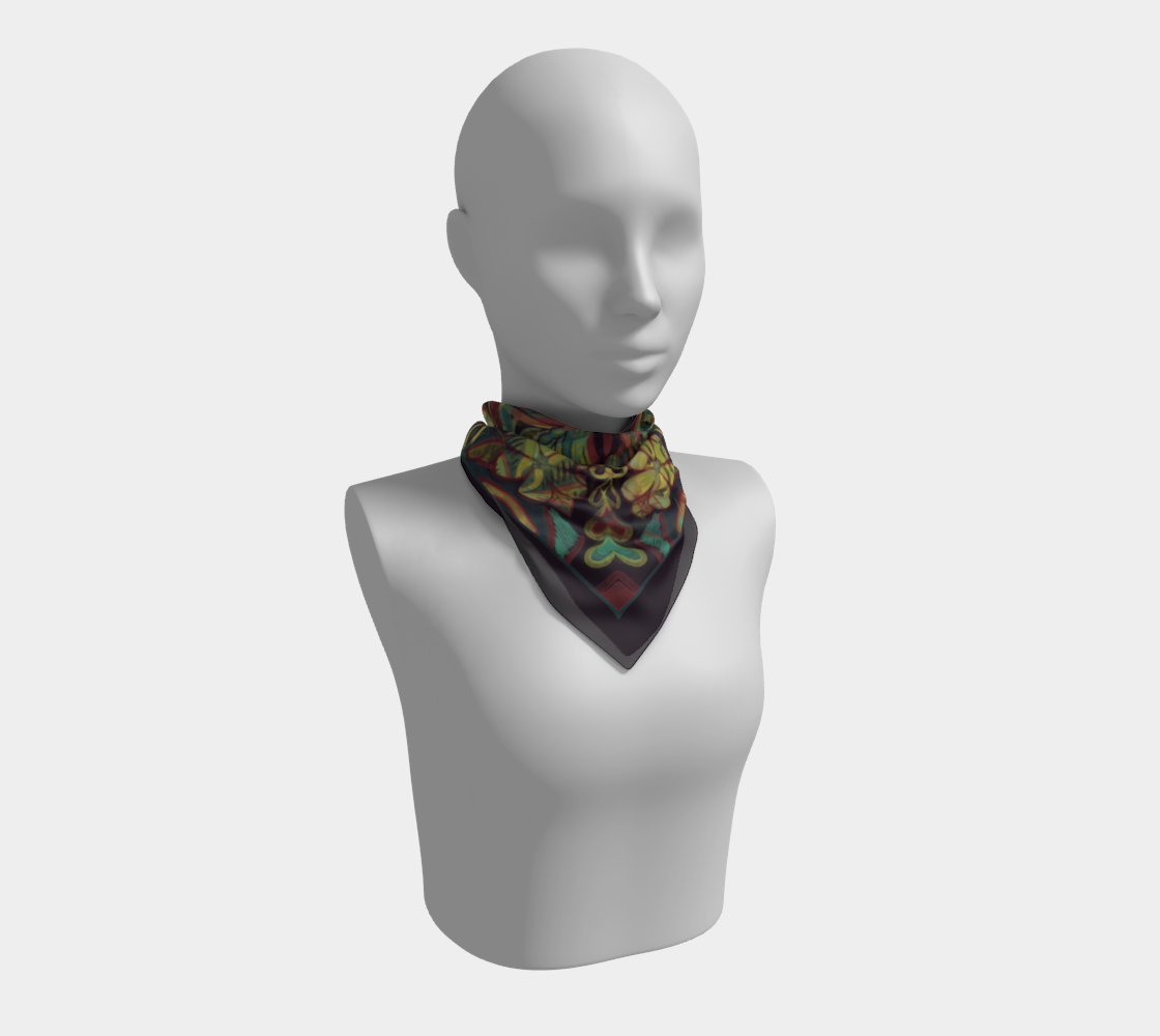 Mystic scarf 2 preview