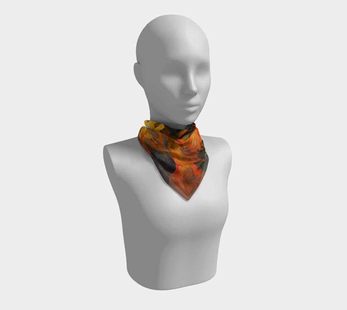 Artist's Camp Scarf preview #1