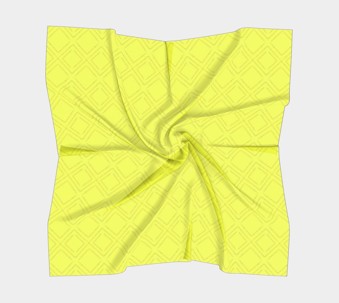 Brite Yellow Diamond Squares preview #5