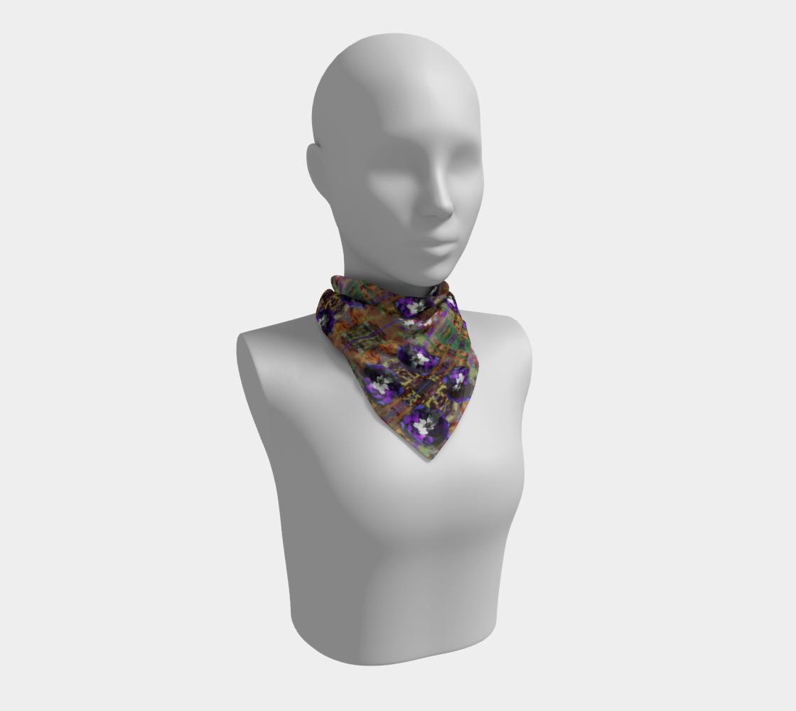 Purple Flower Pattern preview
