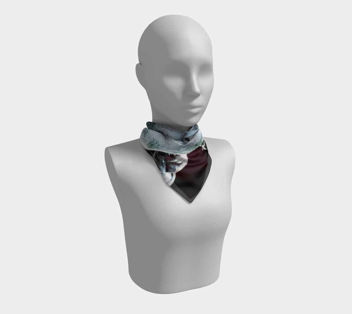 Street Performance 4 Square Scarf preview