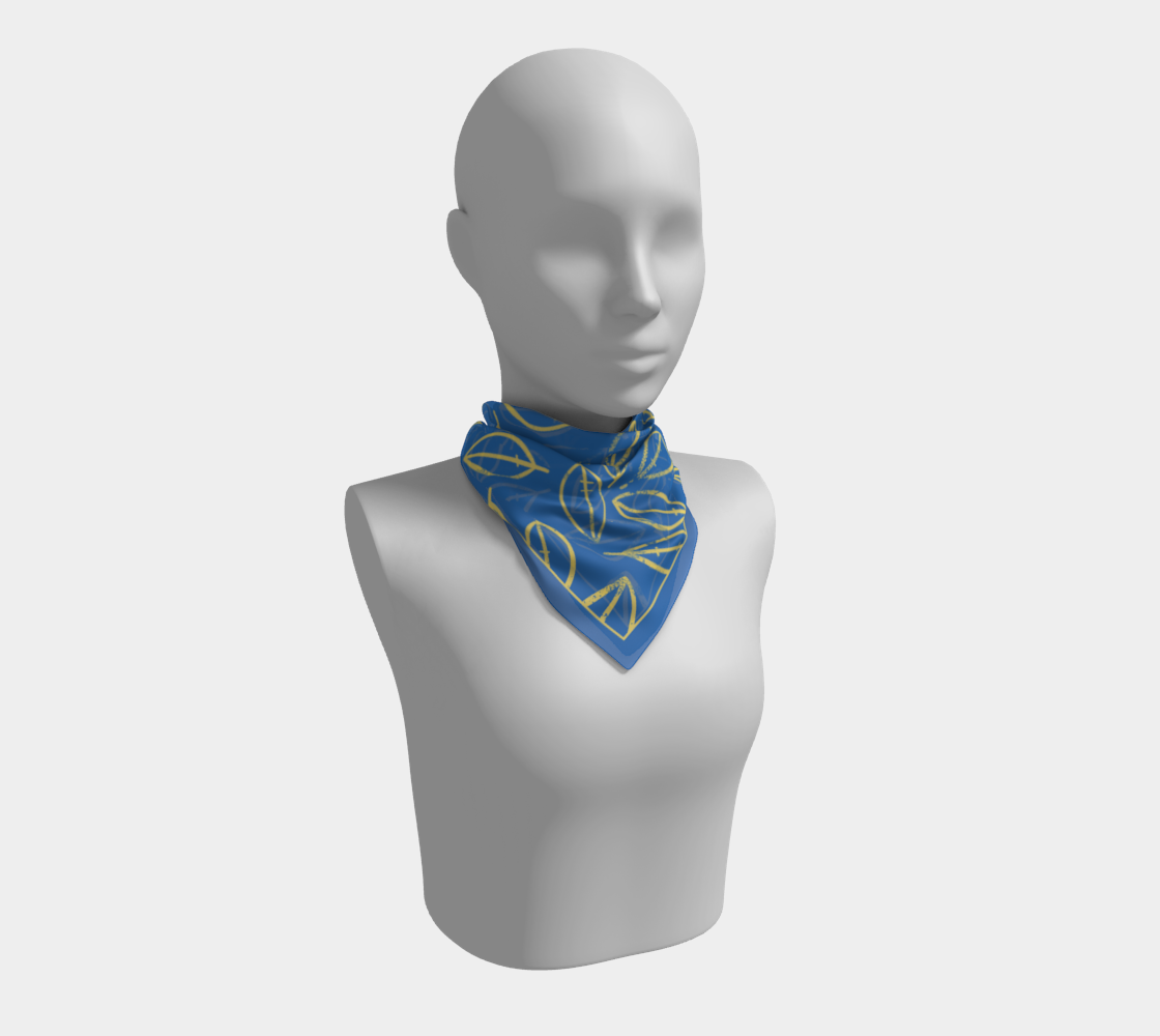Sonic Goldfinch Scarf preview