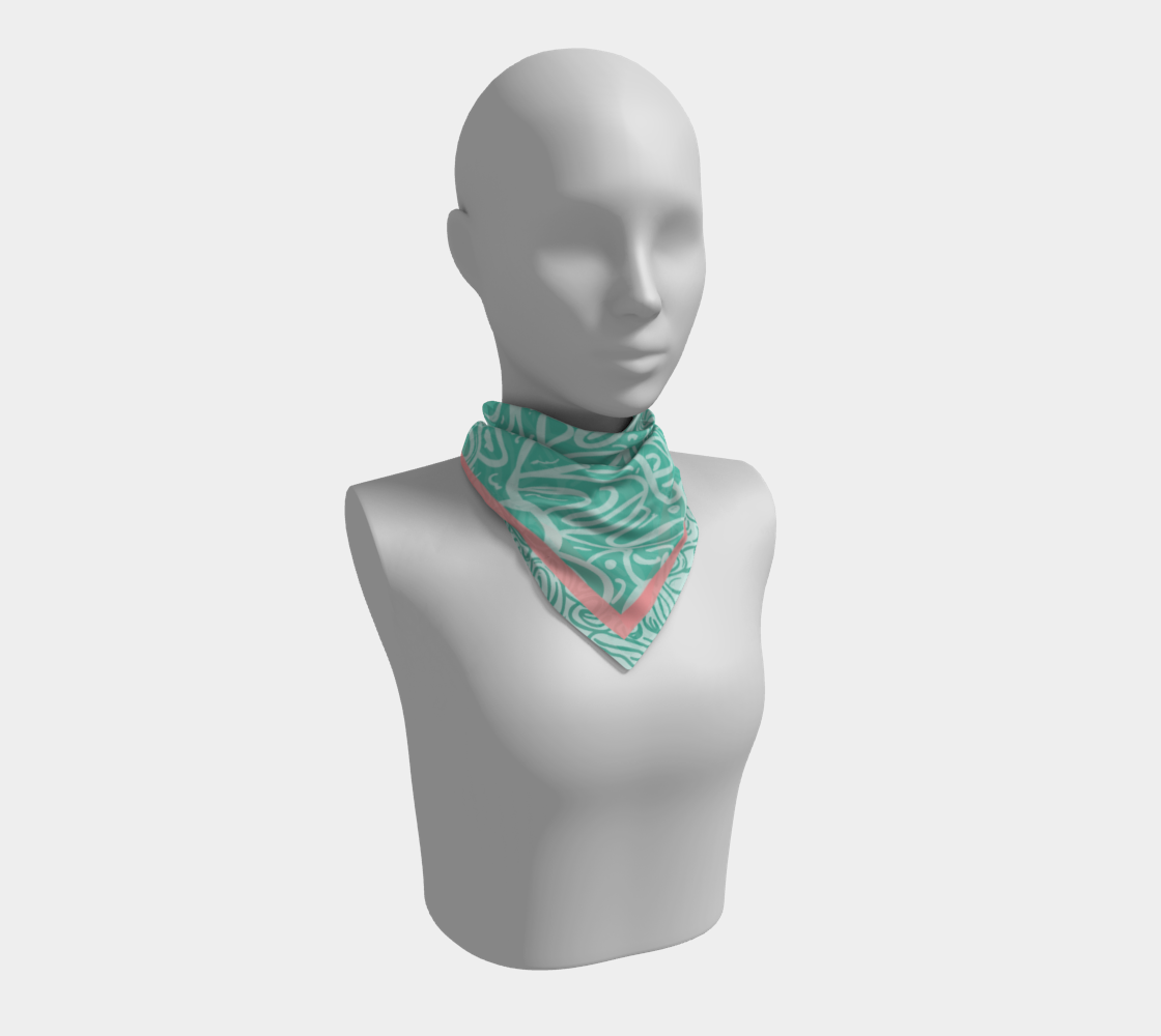 Strawberry Jade Scarf preview