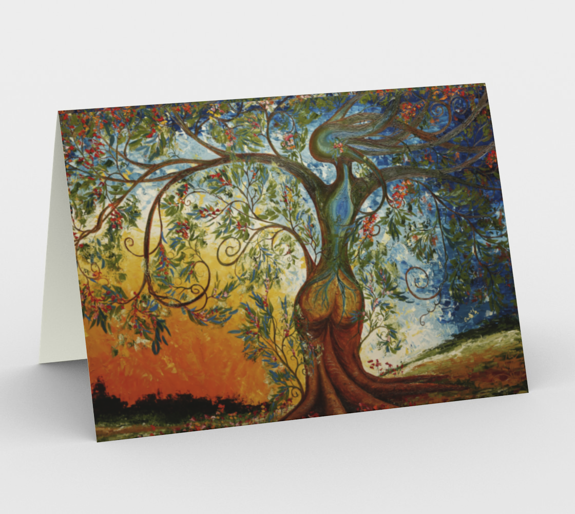 Clarity Note Card preview