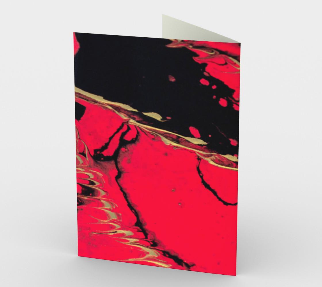 Elegance Acrylic Pour Art preview #2
