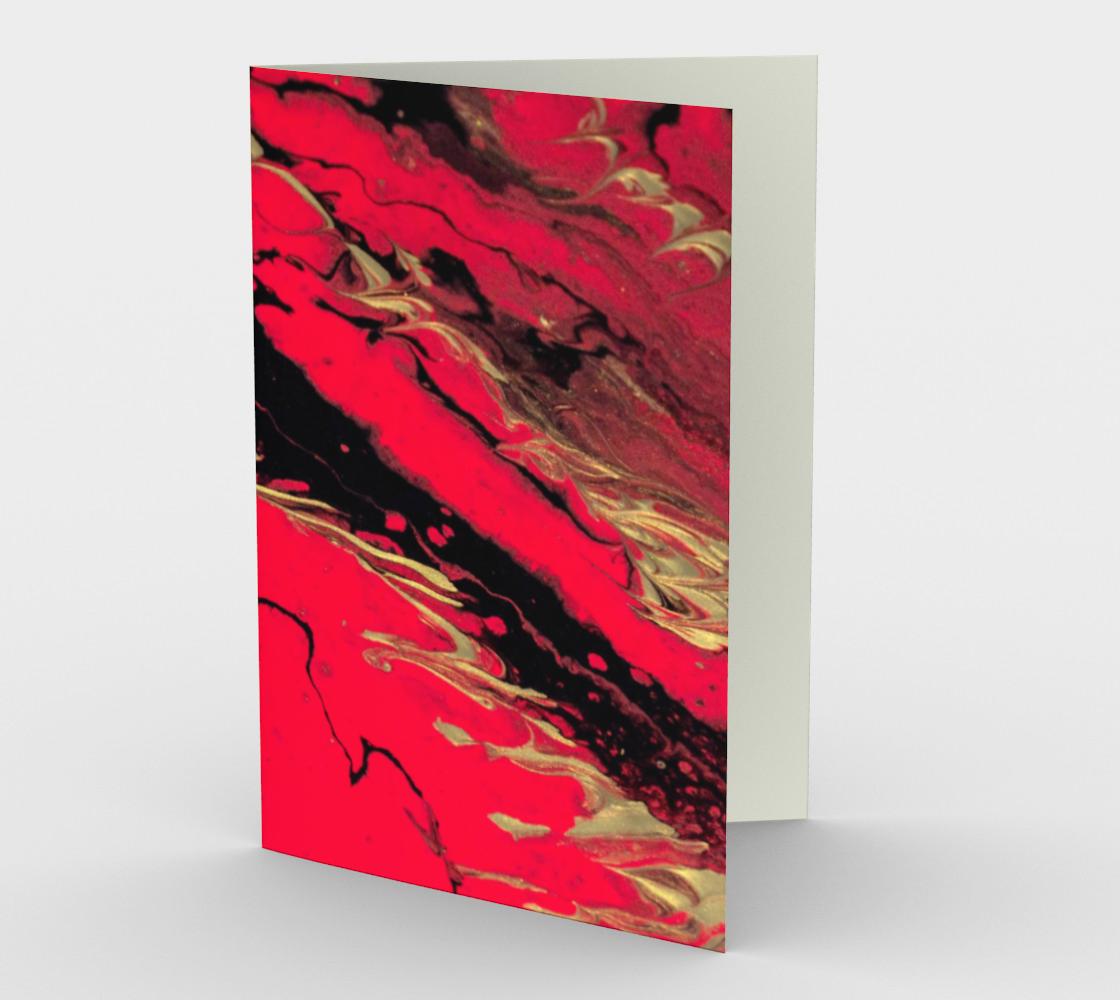 Elegance Acrylic Pour Art preview