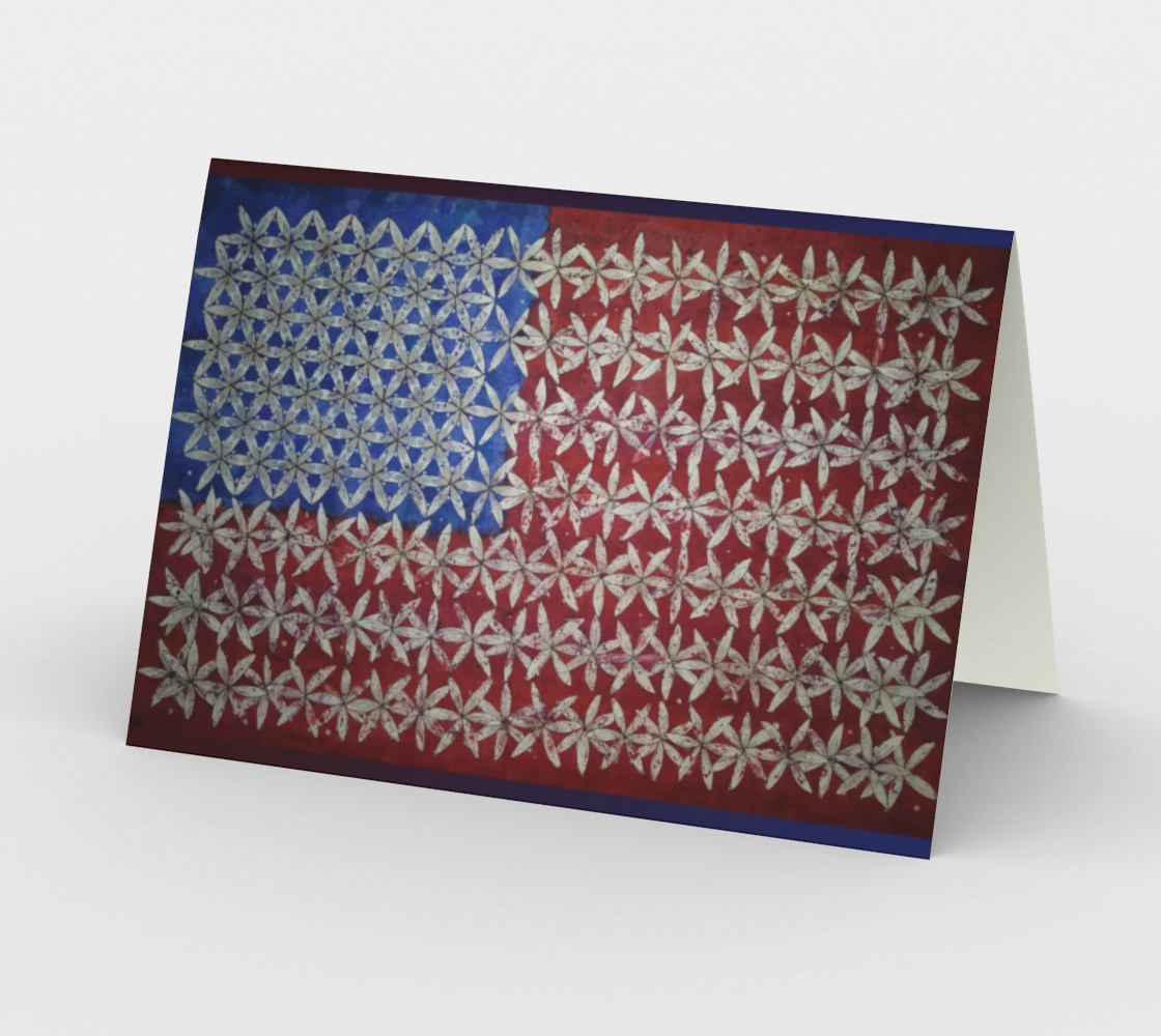 Make America Bloom Again - Stationary Card preview #2