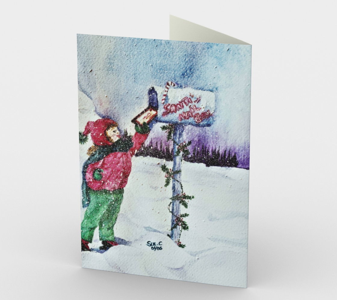 DEAR SANTA Holiday CARDS preview #2
