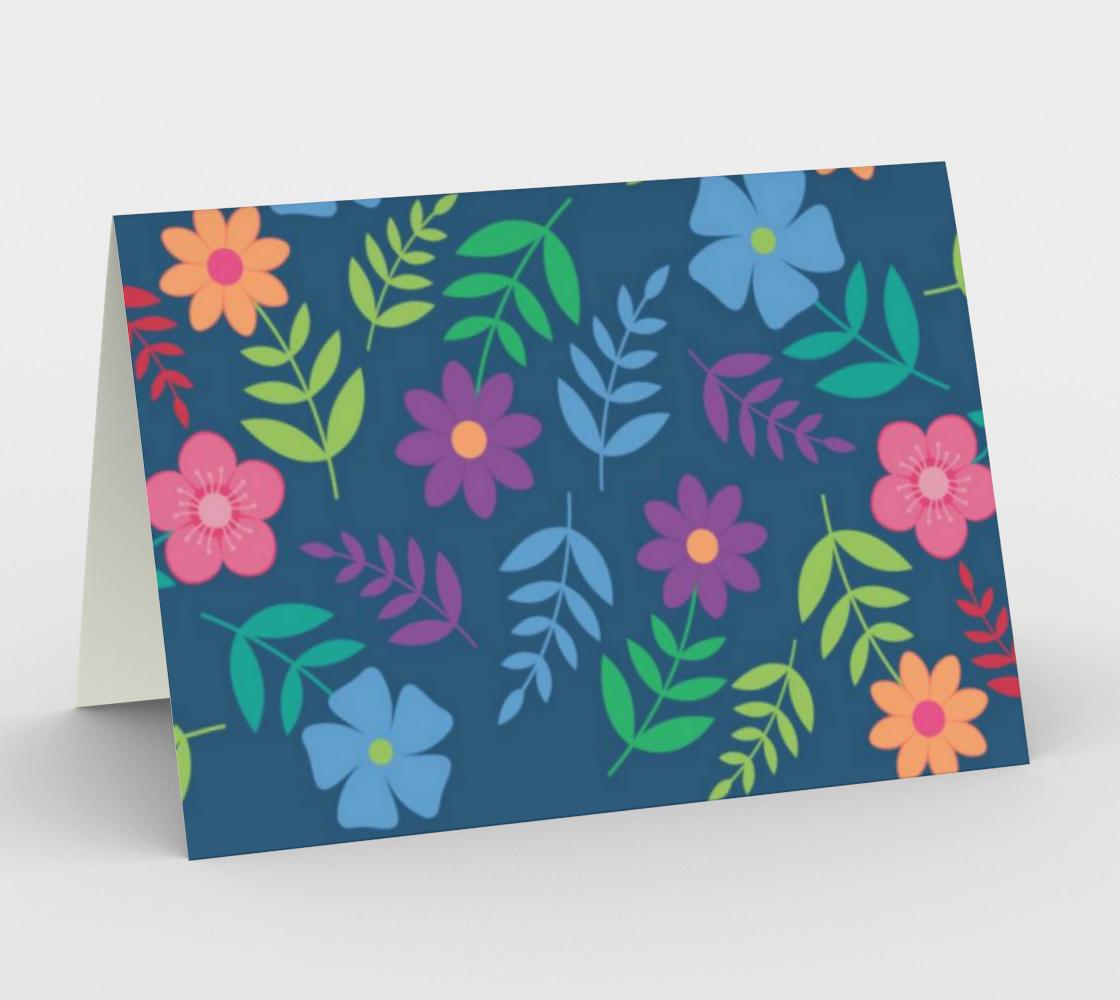 Cute Retro Flowers preview