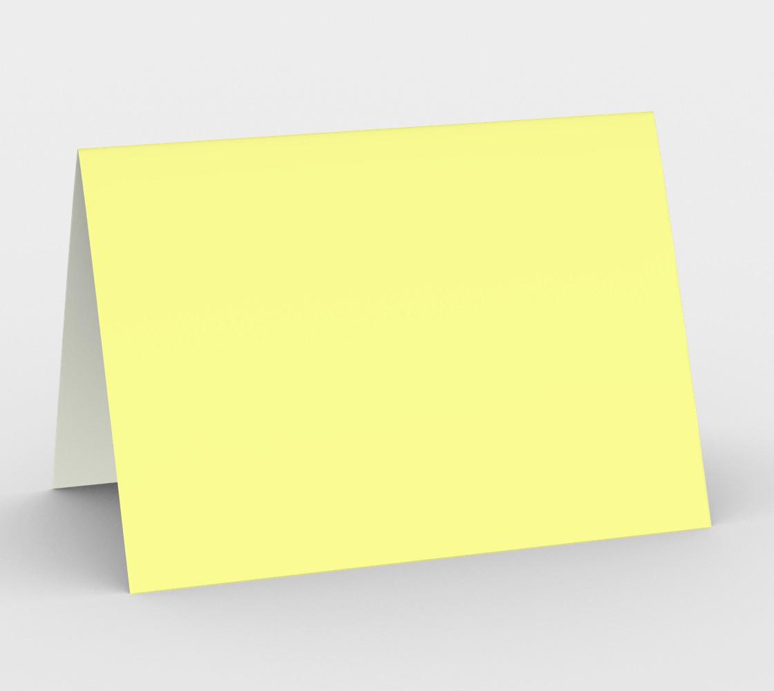 Aperçu de color canary yellow
