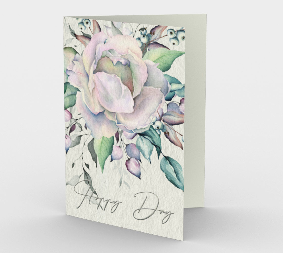 Happy Day – Pastel Rose preview