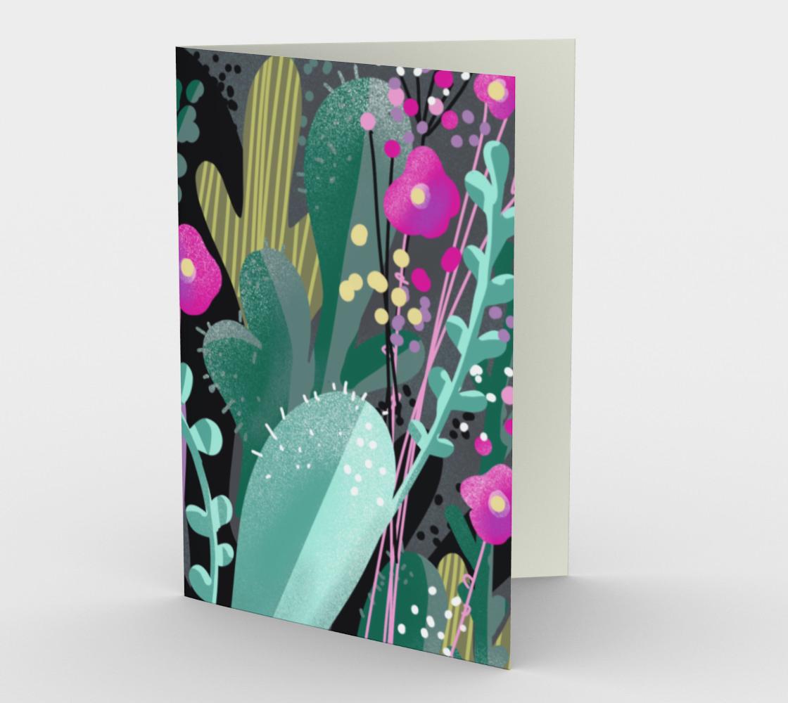 Carte la Vie secrète des fleurs preview