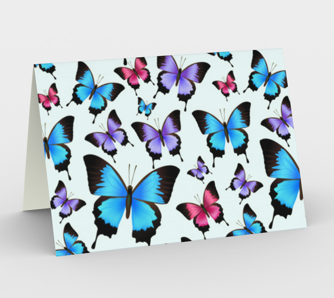 Bright Butterflies  preview