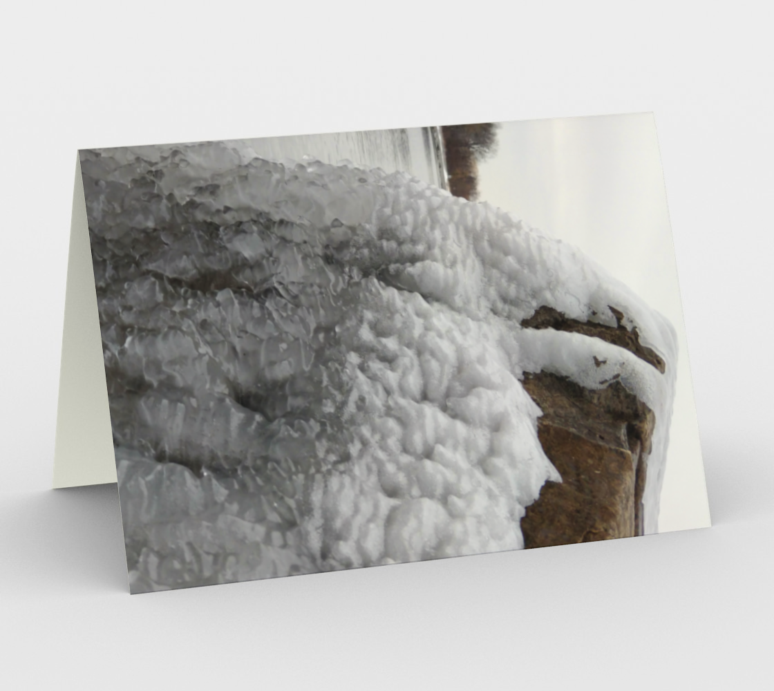 Notecards - Ice Dreams 3 preview