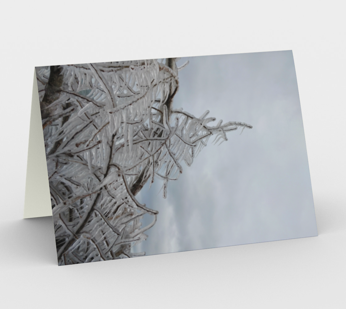 Notecards - Ice Dreams 5 preview