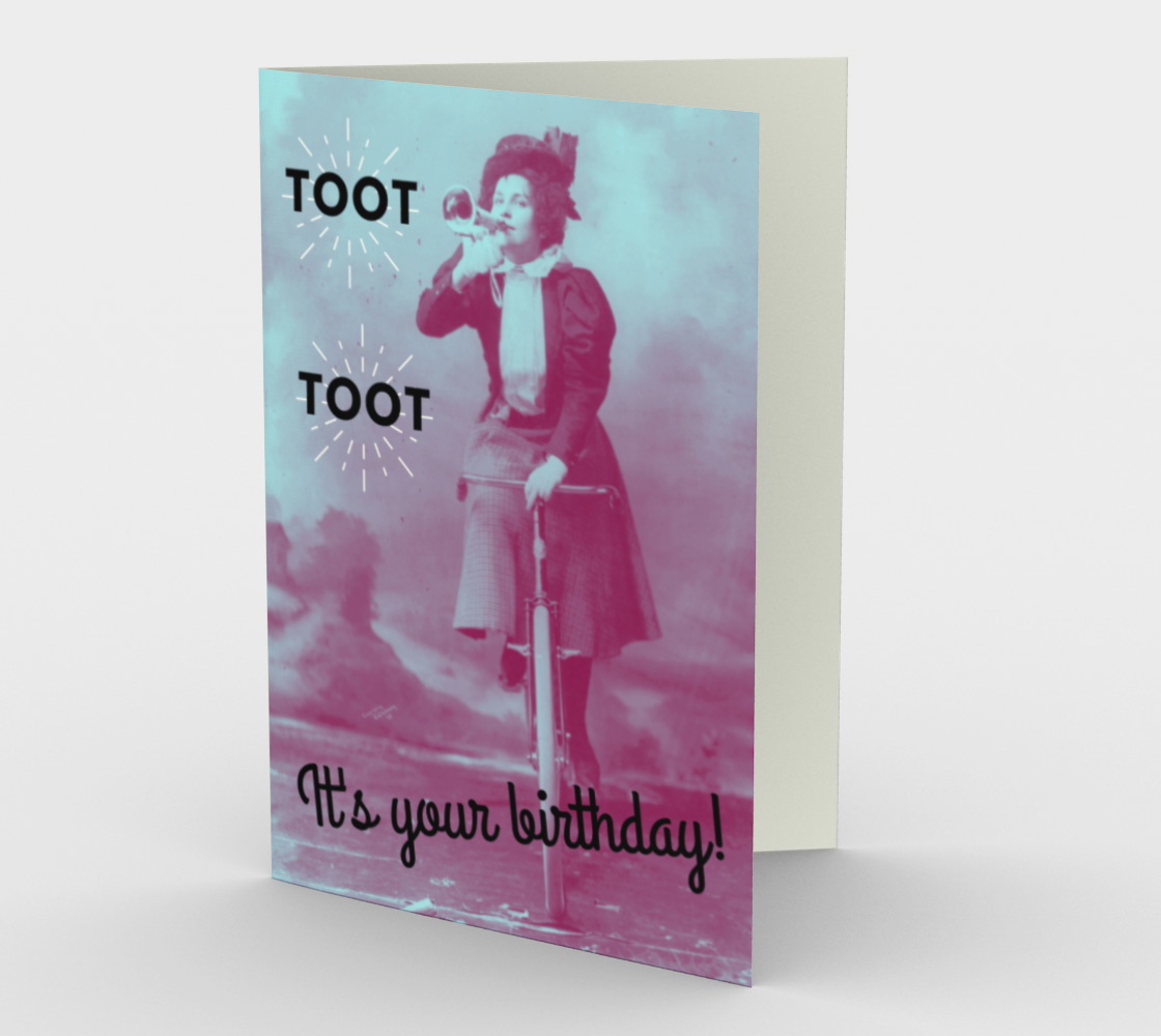 Toot your Horn Birthday preview