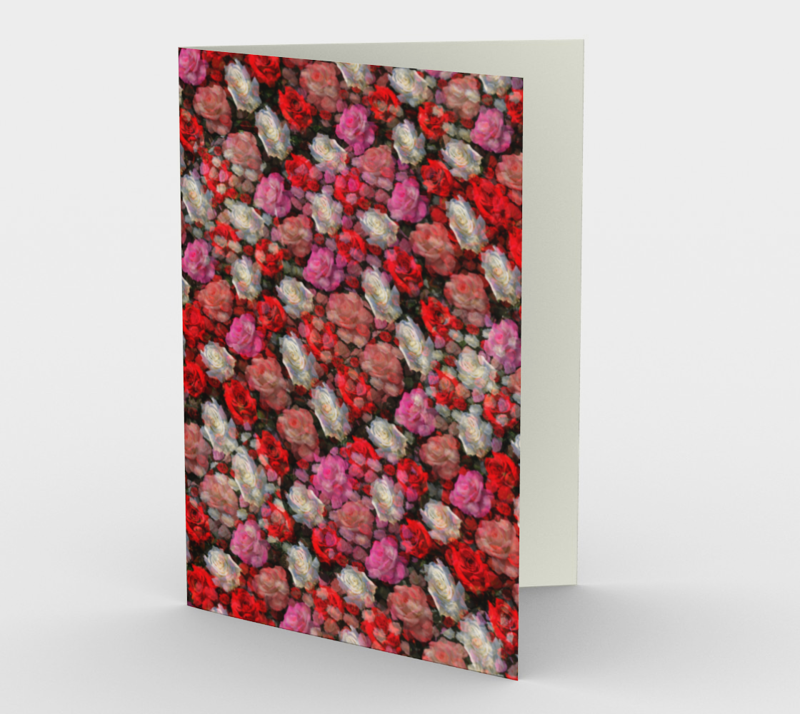 tearose card preview