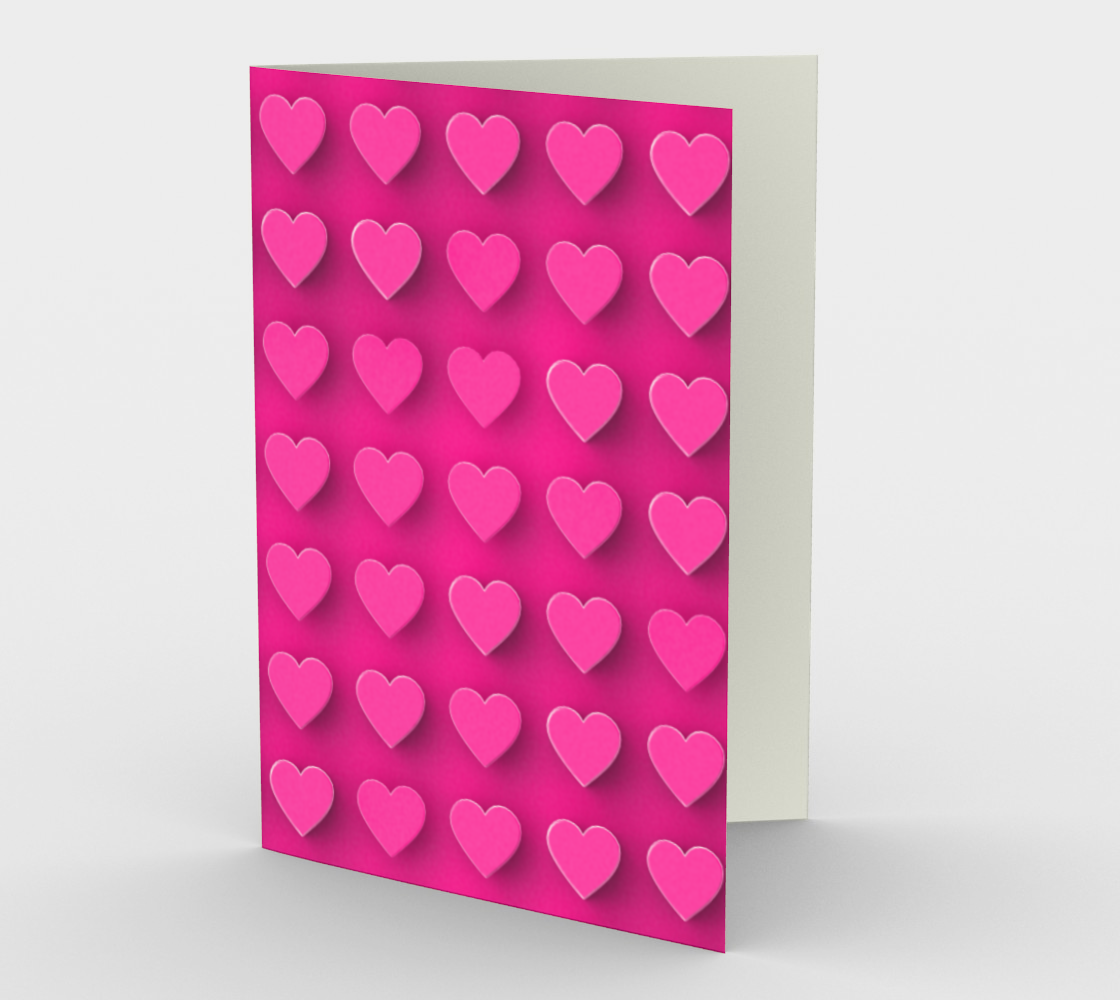 Many Pink Hearts preview