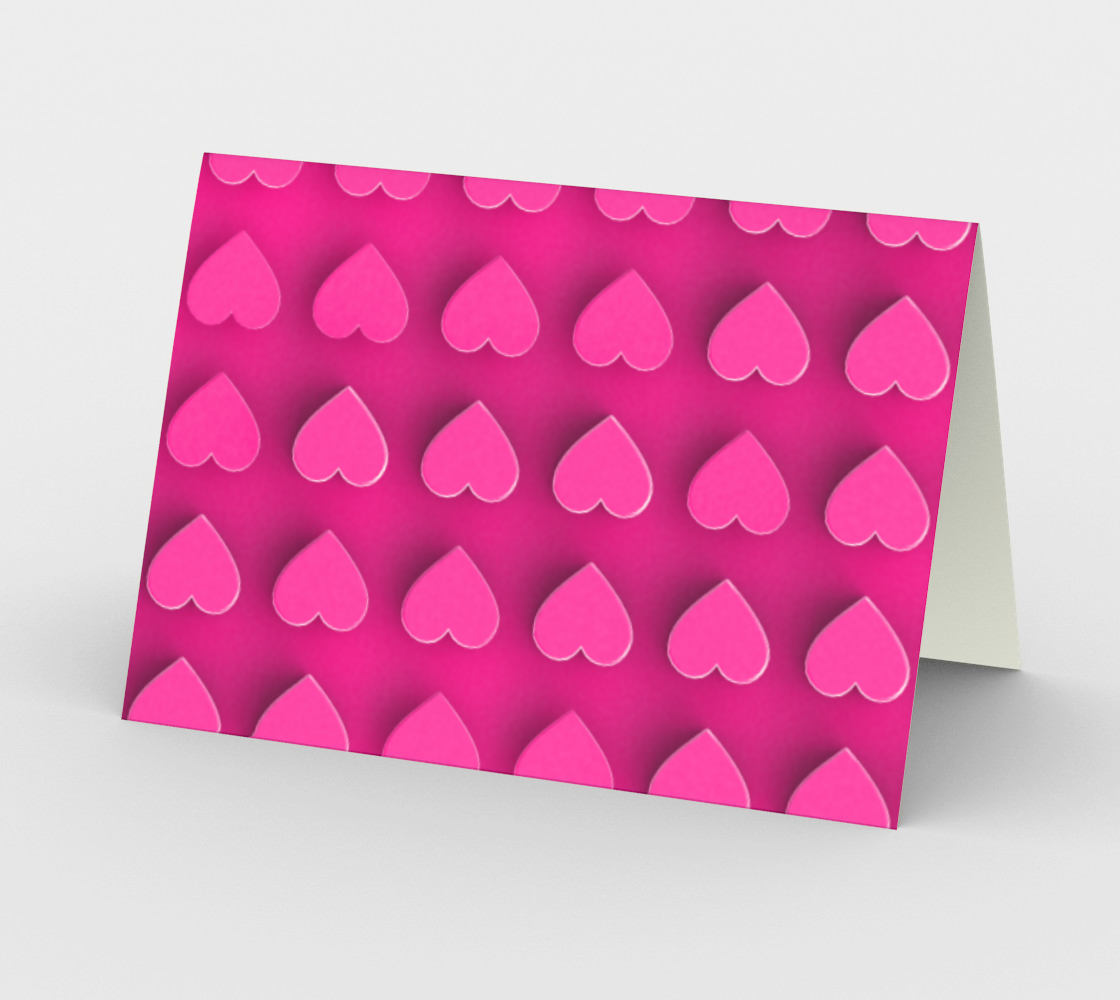 Many Pink Hearts preview #2