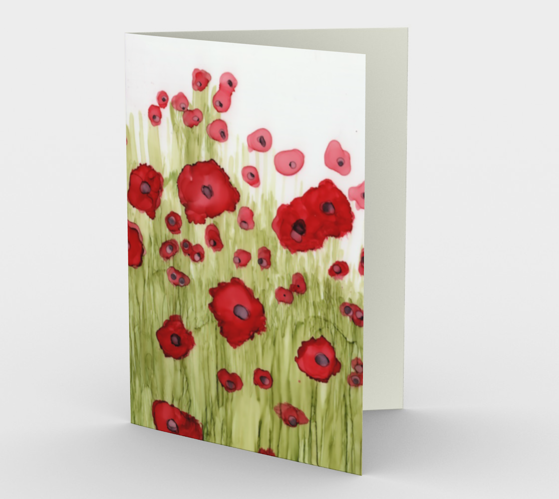 Flanders field card preview