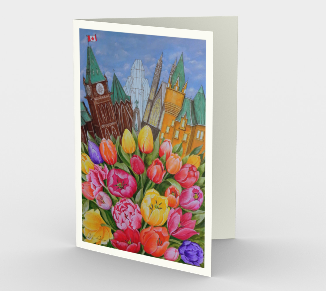 Springtime Tulips - Pride of Ottawa 2 preview