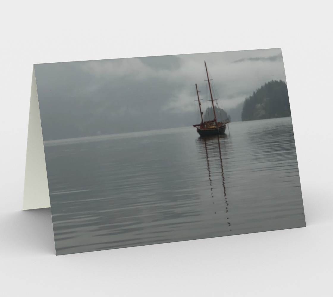 deep cove fog preview