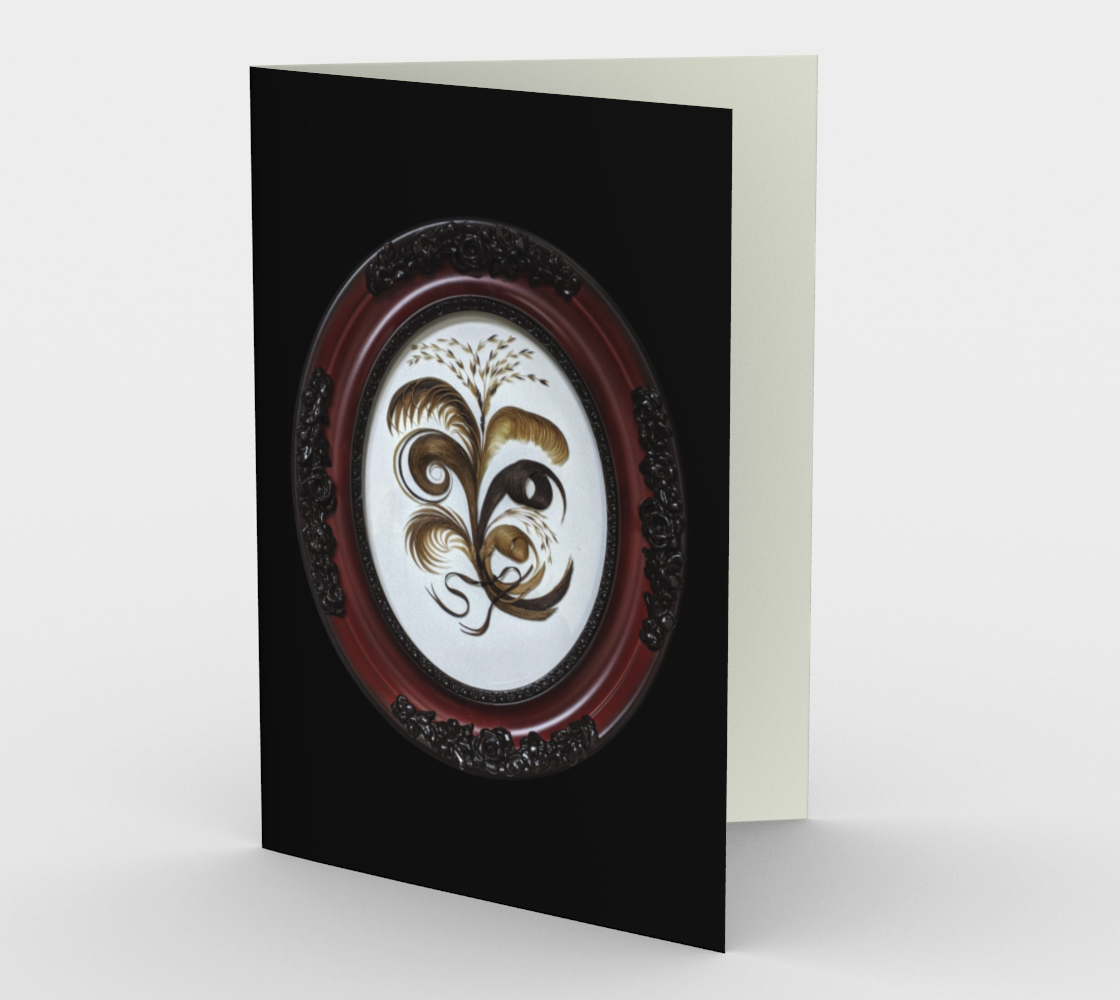 All That's Old is New Again Greeting Card preview #1