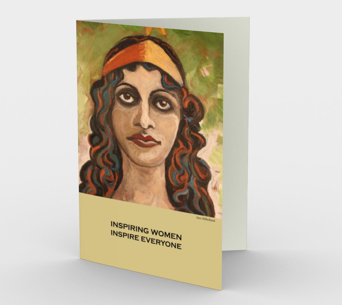 Inspiring Women- Inez Milholland preview