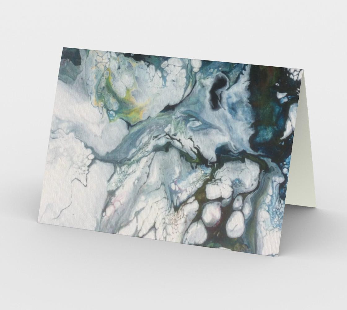 Aperçu de Le lys des glaces - Cartes/enveloppes(3) #2