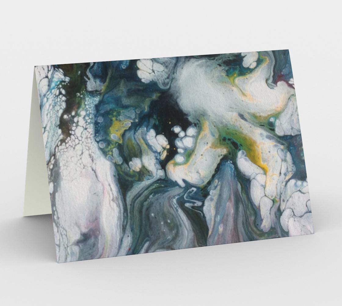 Aperçu de Le lys des glaces - Cartes/enveloppes(3) #1