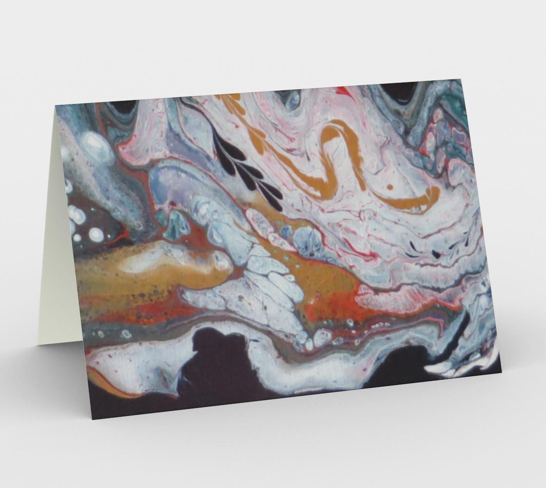 Aperçu de Transmutation atomique - Cartes/enveloppes(3)