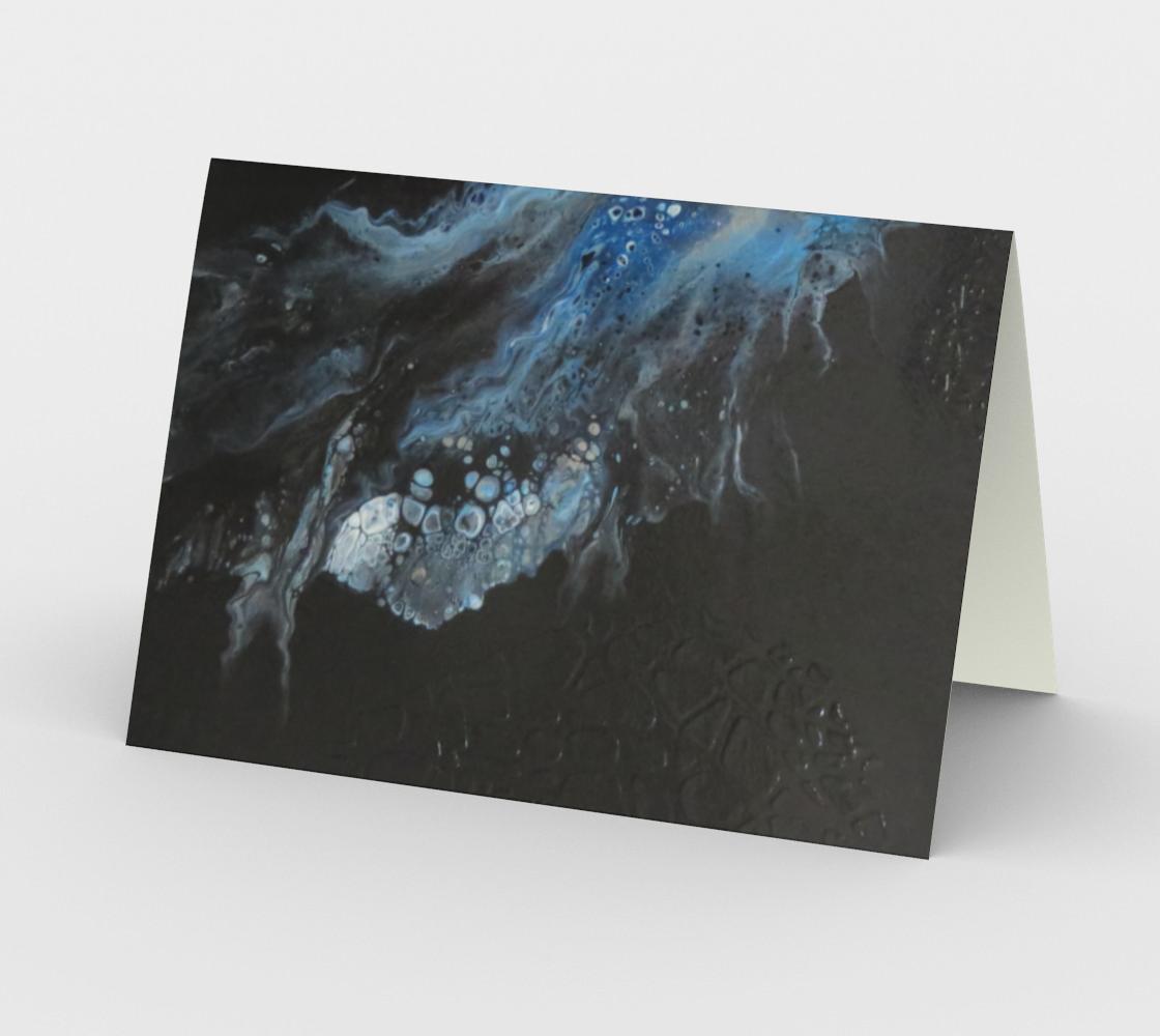 Aperçu de Les eaux déchainées - Cartes/enveloppes(3) #2