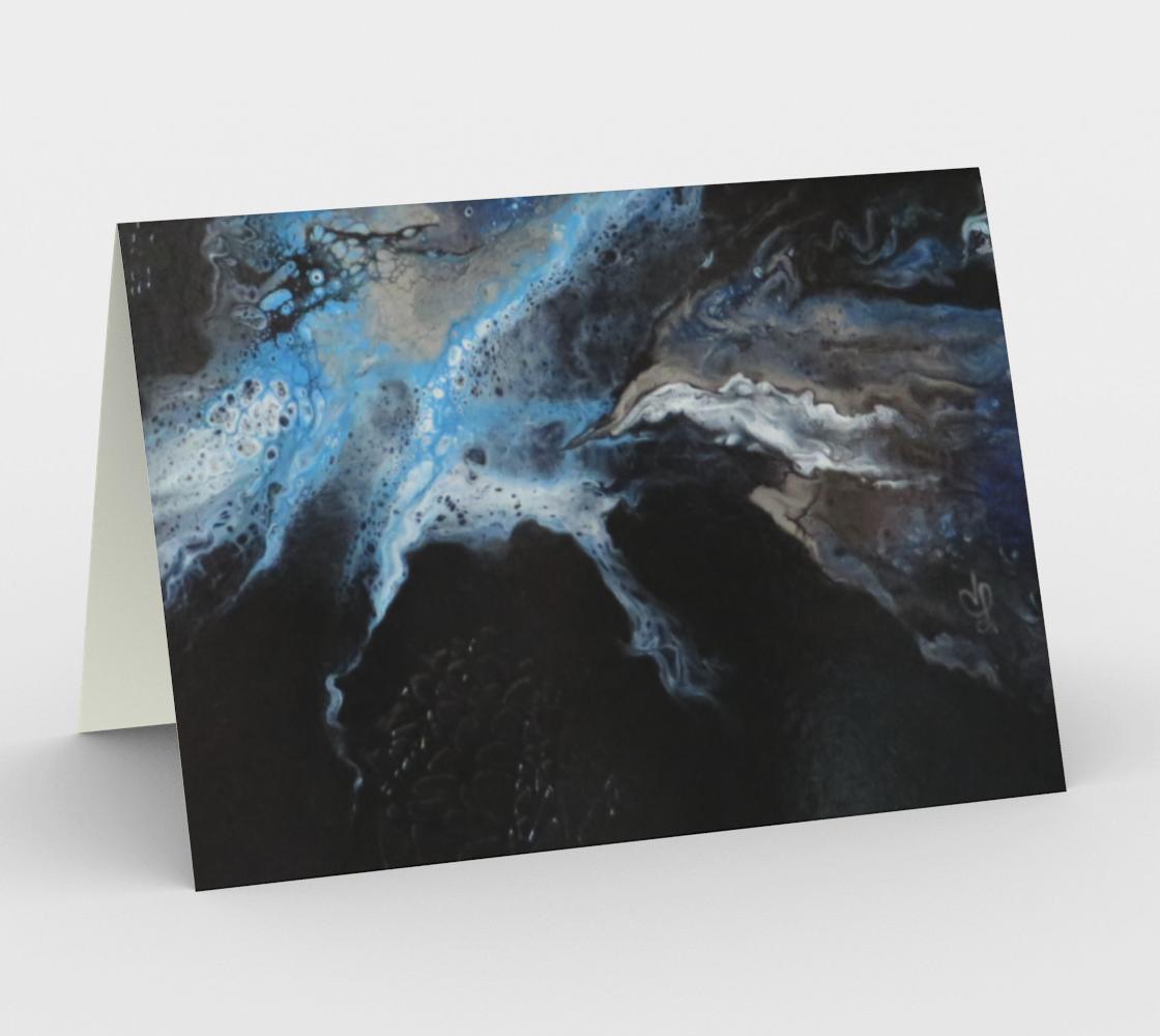 Les eaux déchainées - Cartes/enveloppes(3) preview