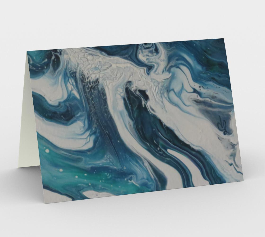 Aperçu de Écume de mer - Cartes/enveloppes(3)