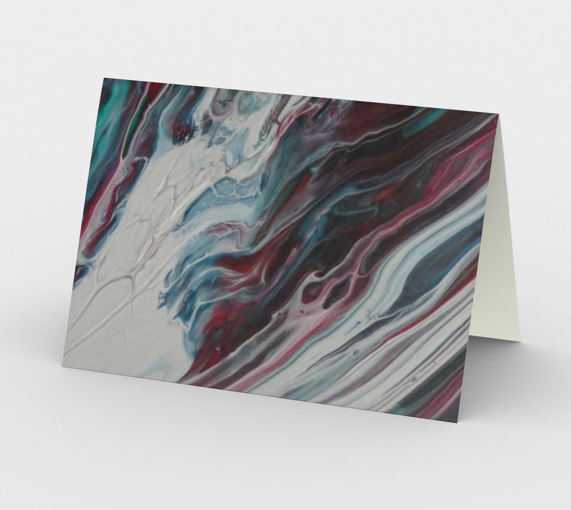 Aperçu de La fonte des éléments - Cartes/enveloppes(3) #2