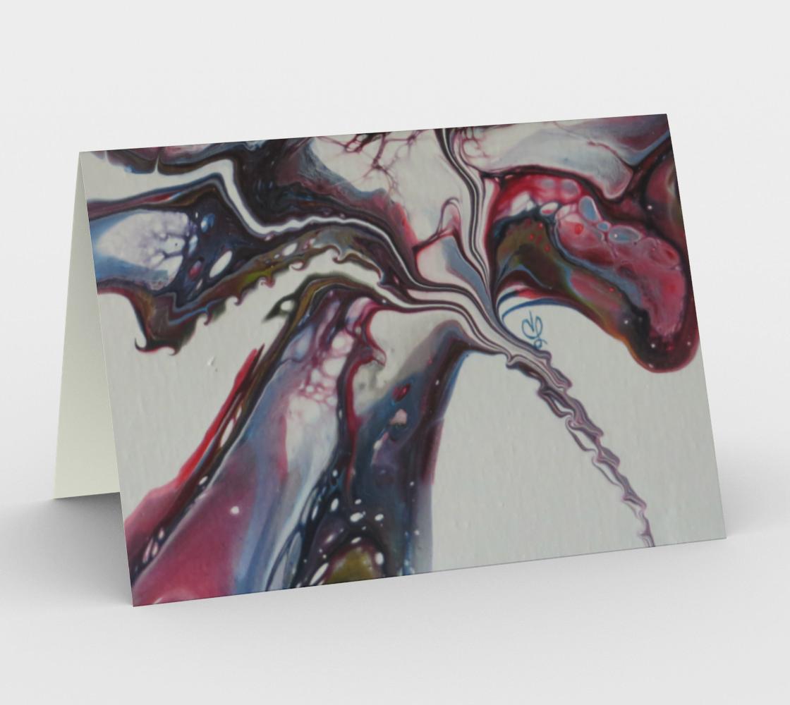 Aperçu de Fleur sauvage - Cartes/enveloppes(3)