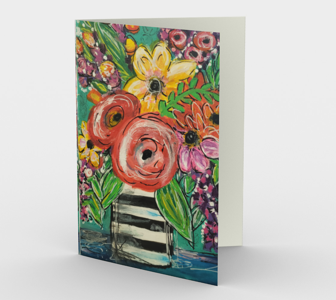 Fun Flower Cards preview