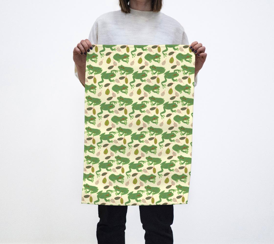 Froggie Towel aperçu