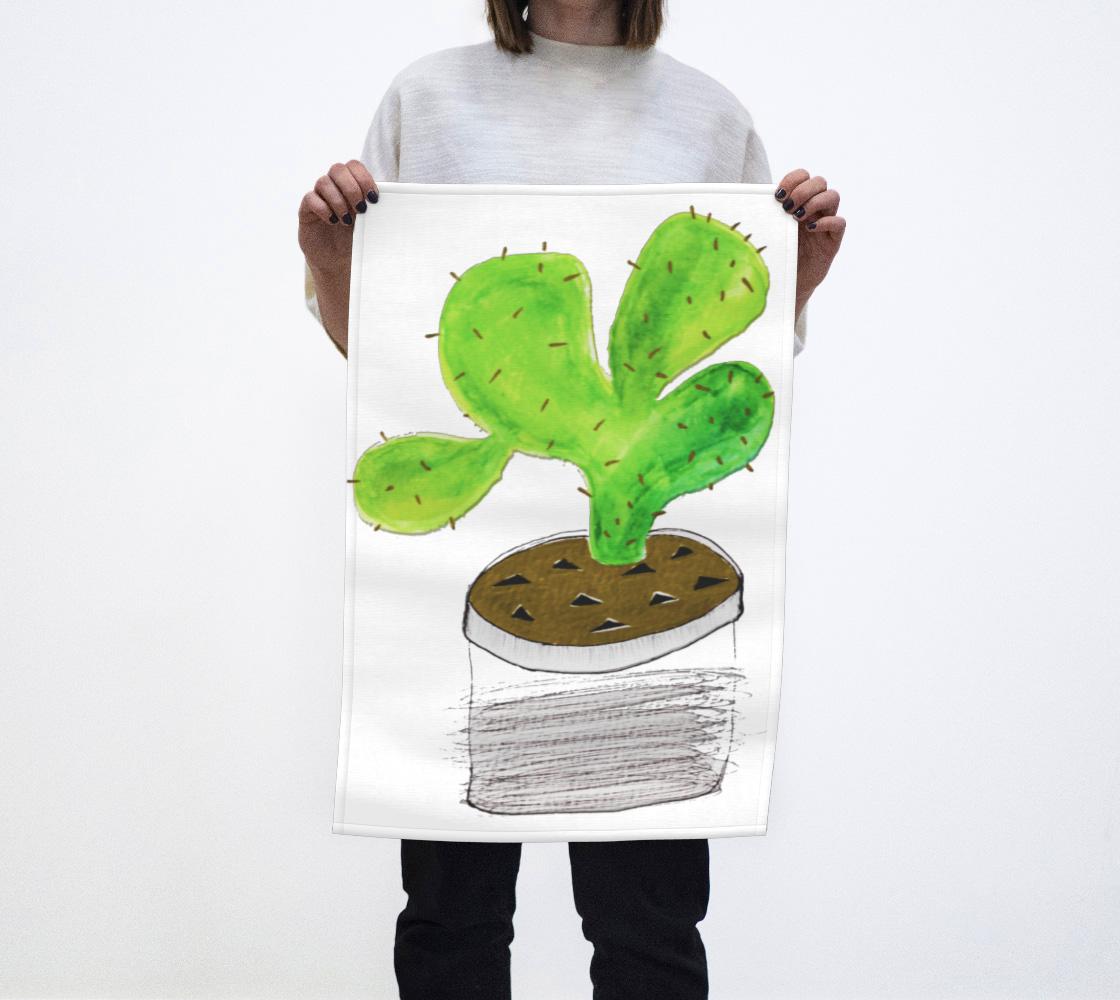 Cactus aperçu