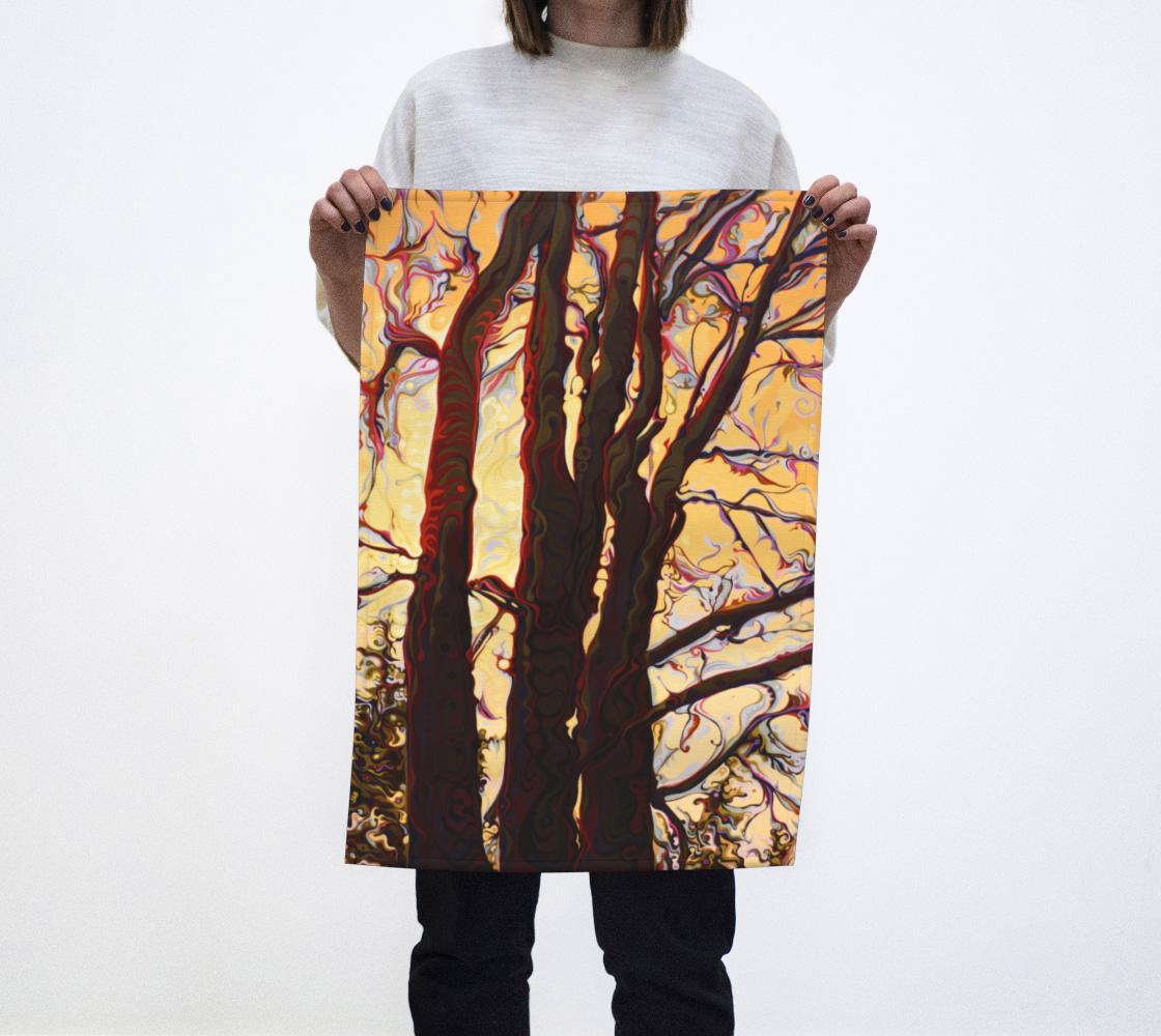 Aperçu de Sun-Shielding GallanTrees