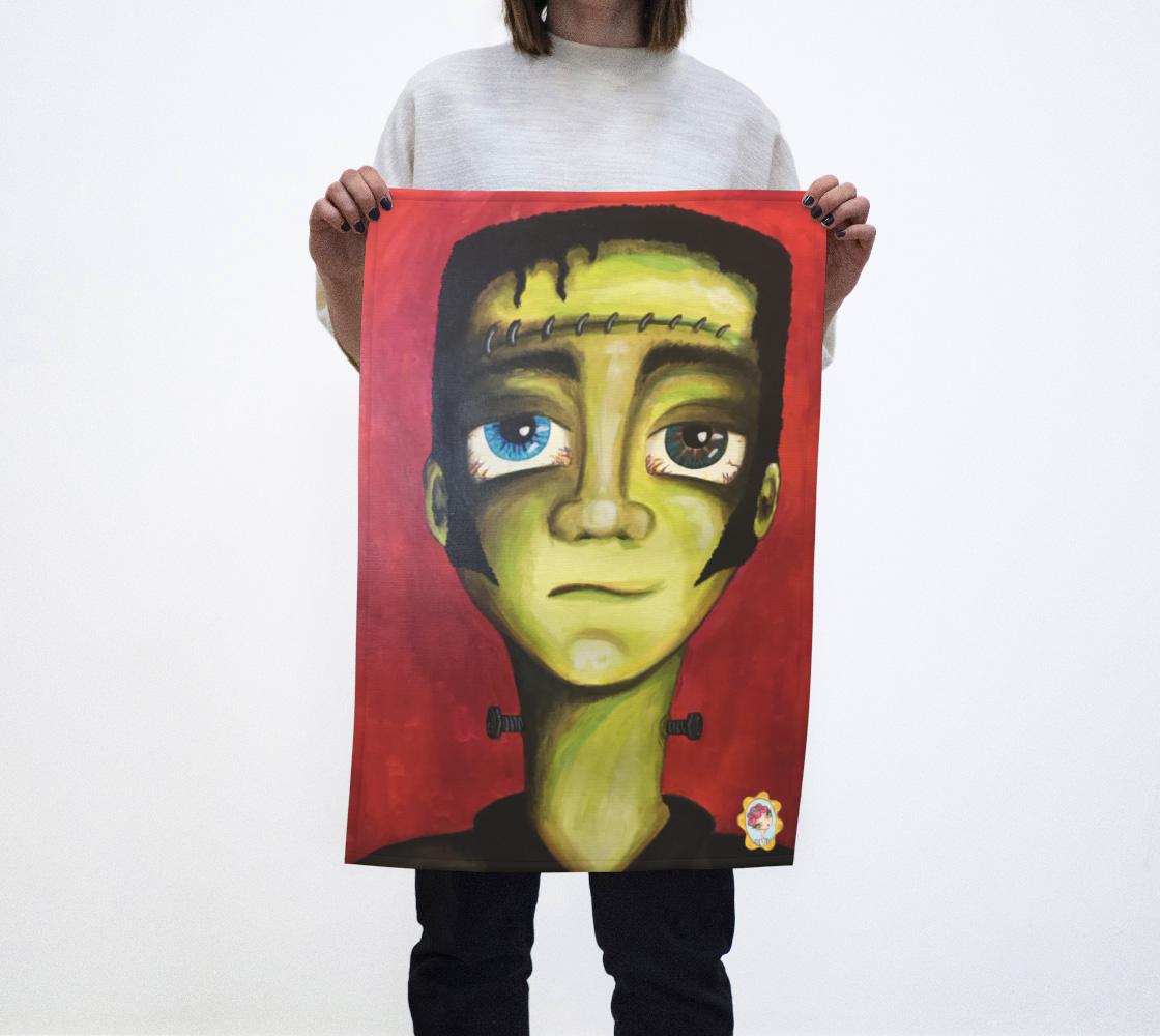 Young Frankenstein Tea Towel preview