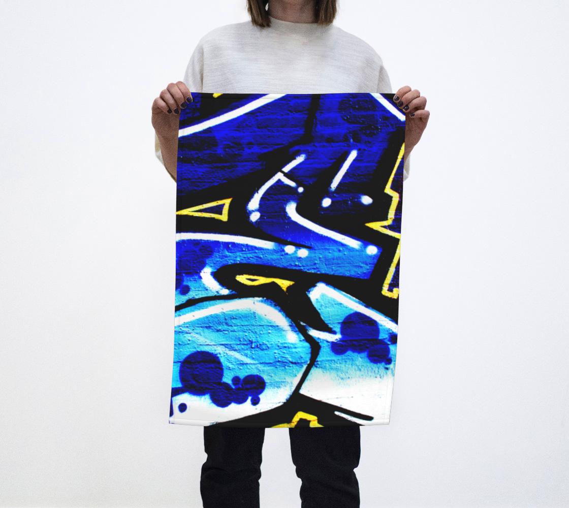 Graffiti 15 Tea Towel preview