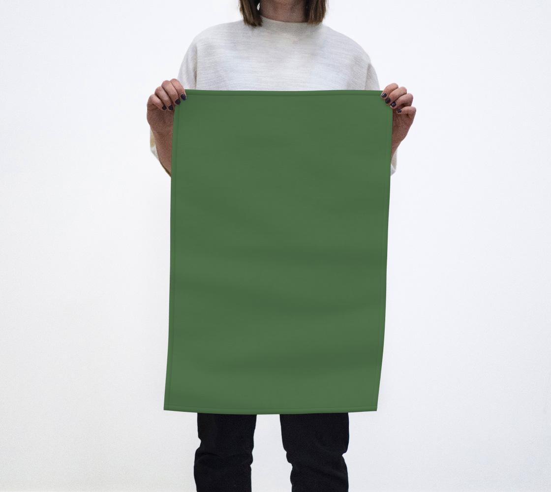 Aperçu de color artichoke green