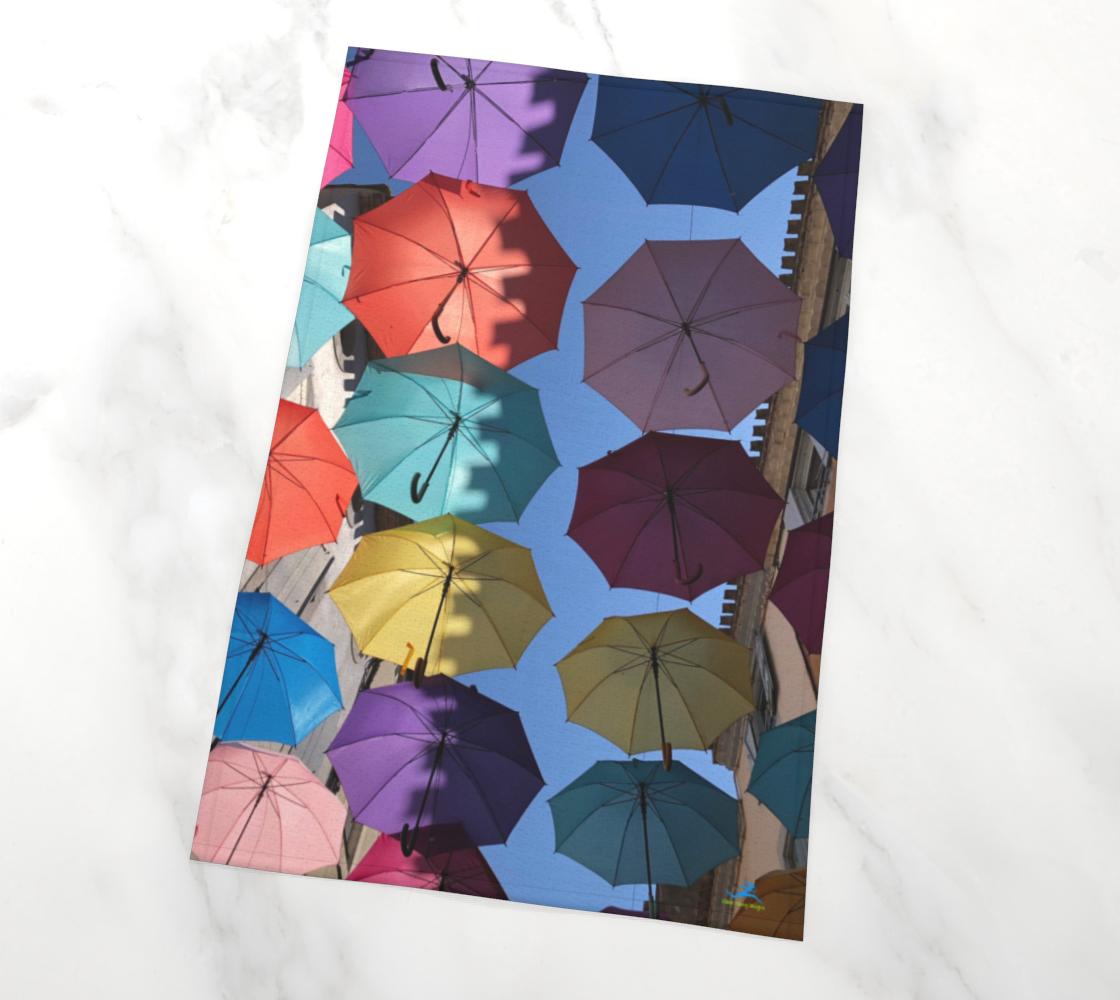 carcassonne umbrellas preview #2