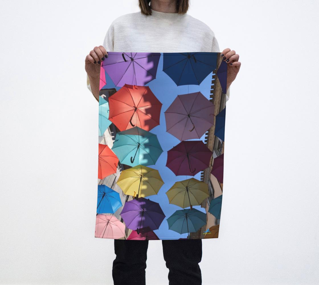 carcassonne umbrellas preview #1