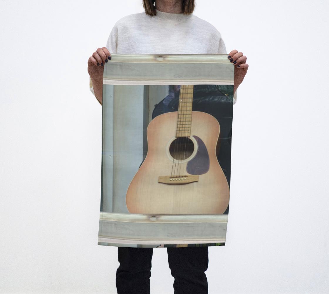 Tea Towel Guitar  aperçu